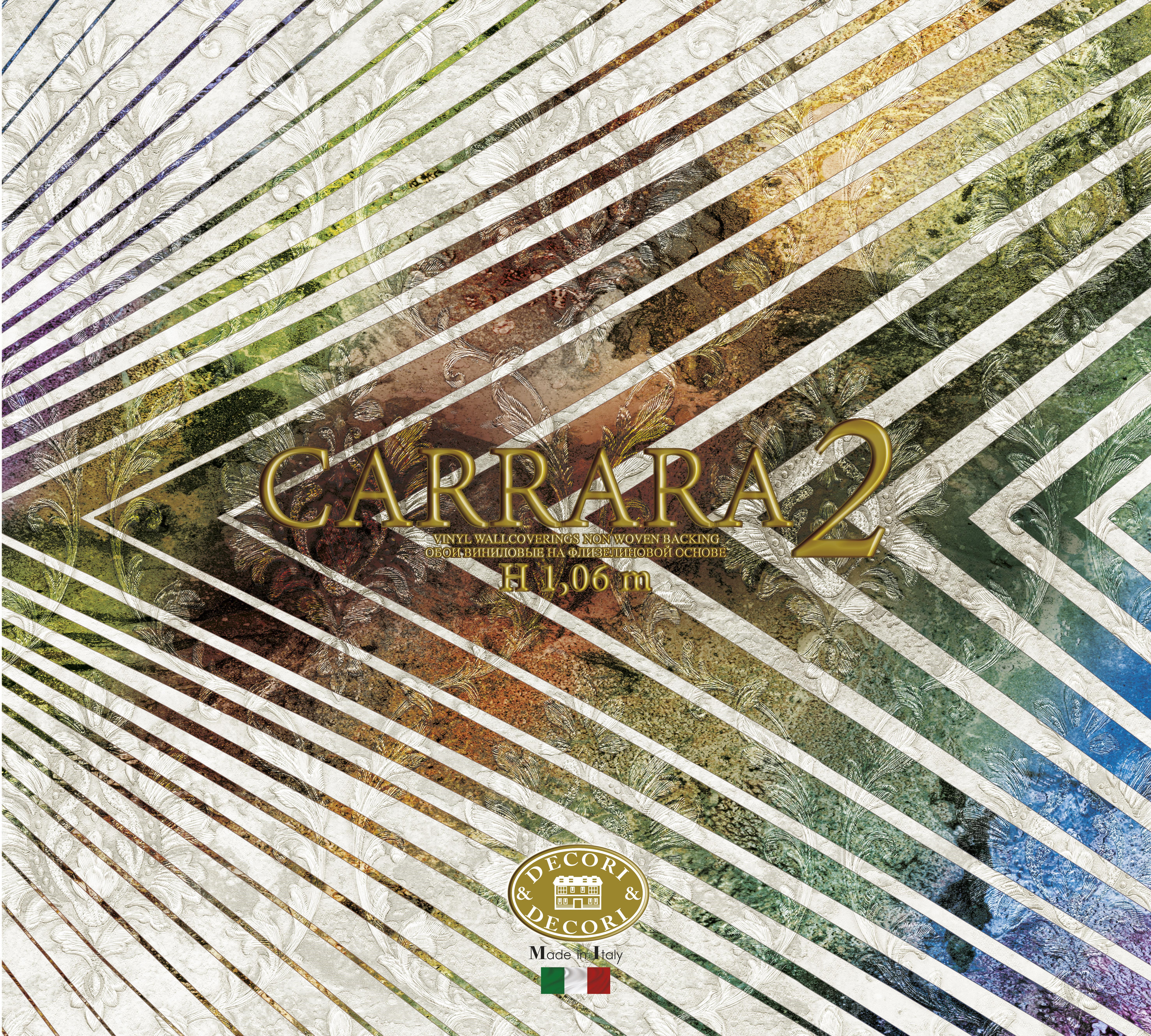 """""""Carrara 2"""" – įspūdingas marmuro grožis Jūsų namų interjere"""